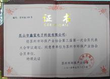 鑫蓝环保荣获环保产业证书