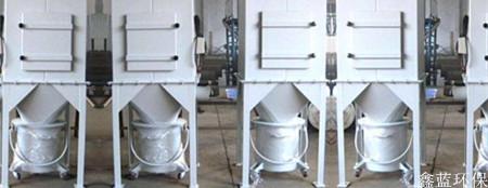 鑫蓝环保专注于大型工厂粉尘处理工程,质量稳定可靠!