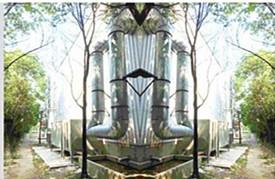 耐用活性炭吸附塔还是选鑫蓝环保