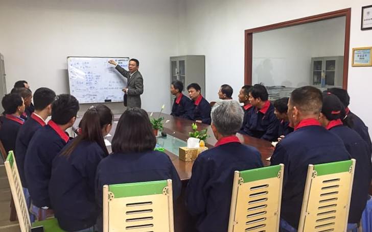 鑫蓝环保技术培训