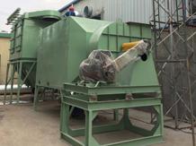 昆山喷锡废气处理工程