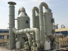 衢州酸性(含氮氧化物)废气处理工程
