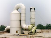 苏州物资回收废气处理工程