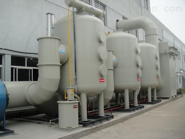 有机废气处理(优质活性炭塔)