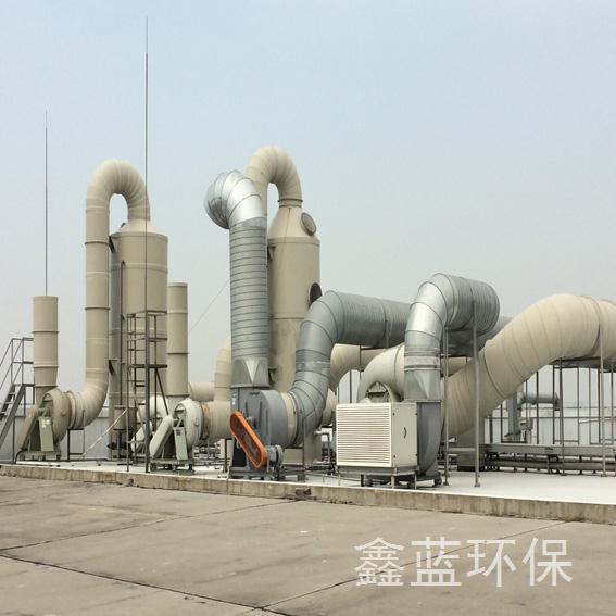 上海含氰废气处理工程