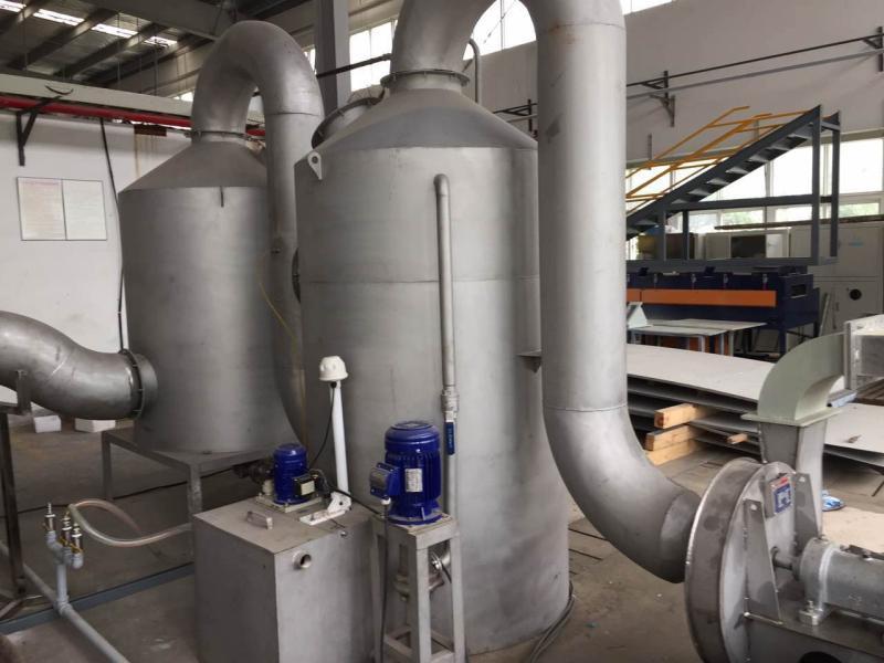 南京垃圾焚烧废气处理工程