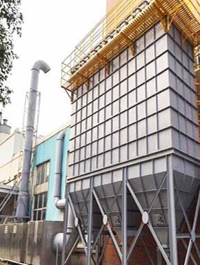 亚士漆(上海)涂料废气粉尘处理工程