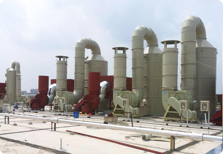 PCB废气处理设备