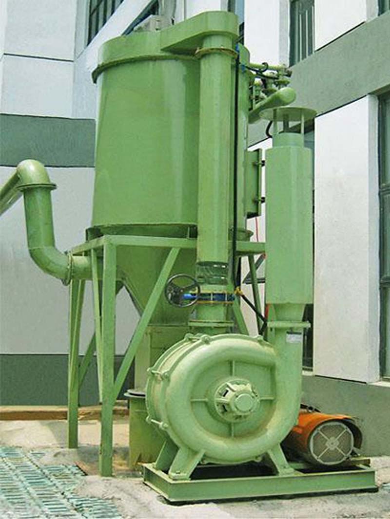 钻孔用高压中央集尘机